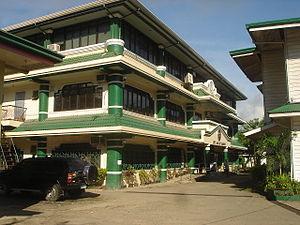 Masbate City - City Hall of Masbate