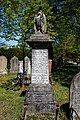 City of London Cemetery Arthur William Lambeth monument 1.jpg