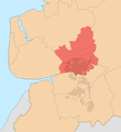 City of Preston (local government district) locator map.png