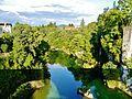 Cividale del Friuli Blick von der Teufelsbrücke auf den Natisone 1.JPG