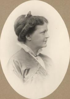 Clara Tybjerg Danish womens rights activist and pacifist