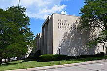 Clark County Courthouse, Clark County, Wisconsin.jpg