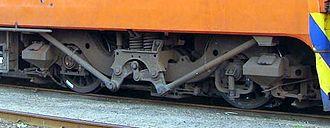 South African Class 6E1, Series 1 - Class 6E1, Series 1 bogie
