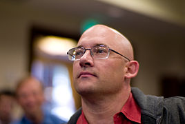 "Clay Shirky, author of ""Cognitive Surplus"""