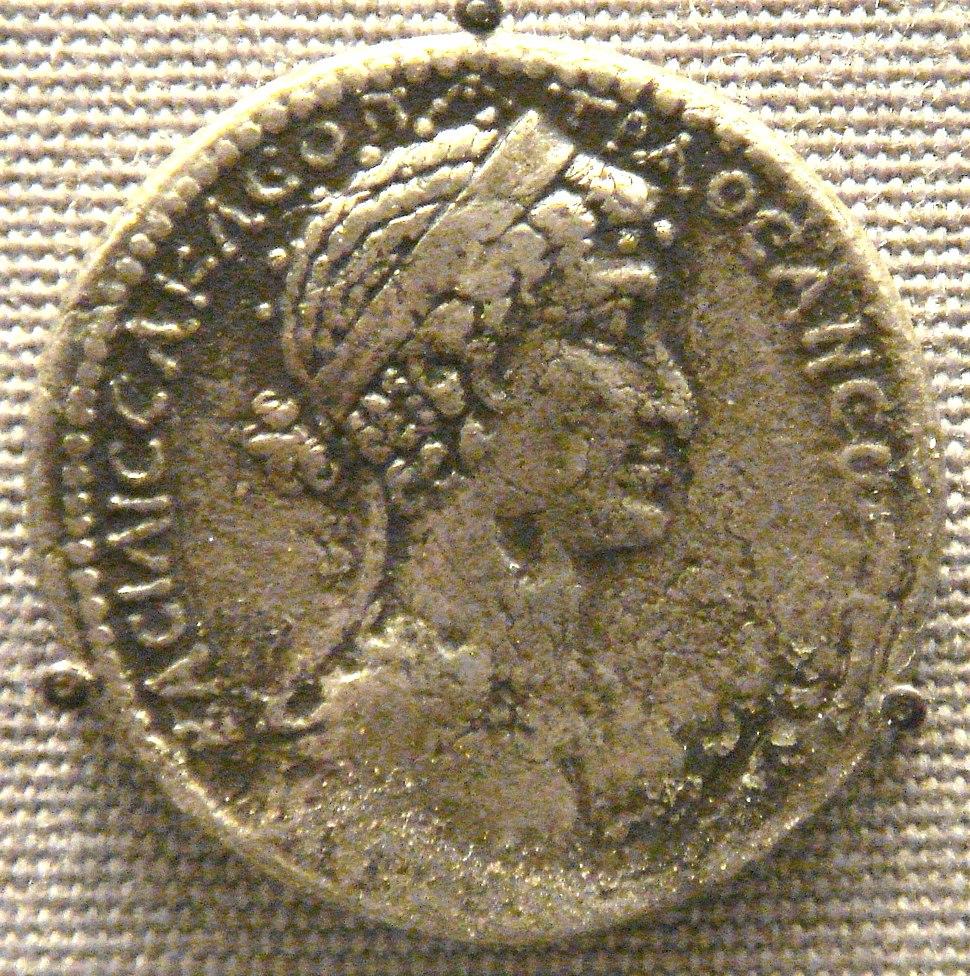 Cleopatra VII tetradrachm Syria mint