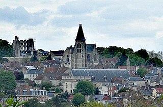 Subprefecture and commune in Hauts-de-France, France