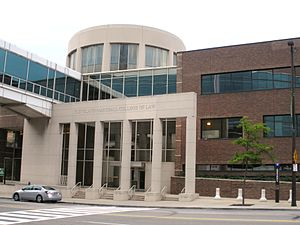 Cleveland–Marshall College of Law - The Cleveland-Marshall College of Law