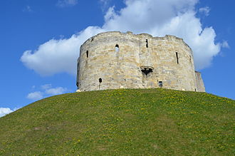 York Castle - Cliffords Tower