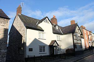 Joseph David Jones - Image: Clwyd Bank Rhuthun Stryd Clwyd Street 03