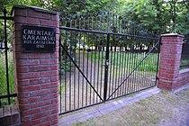 Cmentarz Karaimski w Warszawie 11.JPG
