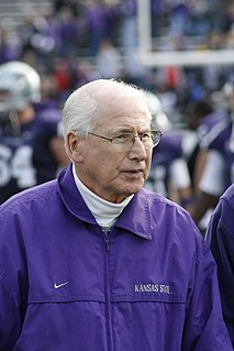 Bill Snyder American football coach and former player