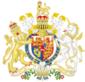 Coat of Arms of George, Prince of Wales and Prince Regent (1762-1820).svg