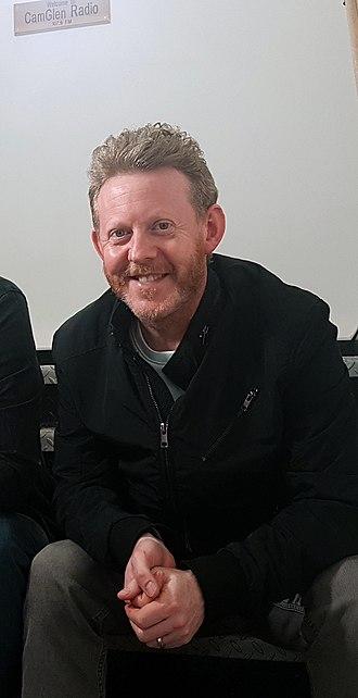 Colin McCredie - McCredie at CamGlen Radio