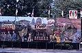 Collectie NMvWereldculturen, TM-20019418, Dia- Schildering ter gelegenheid van het 40-jarig jubileum van de viering van Onafhankelijkheidsdag, Henk van Rinsum, 08-1985.jpg