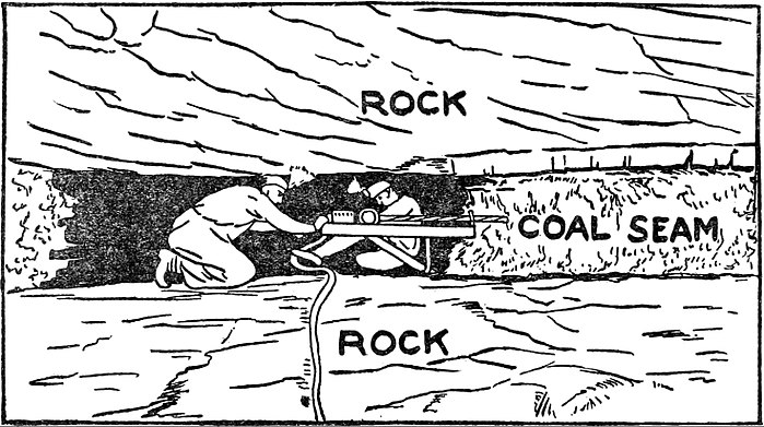 Collier's 1921 Coal - mining with an electric drill.jpg