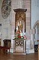 Colmar, Église Saint-Martin, Vierge à l'enfant.jpg