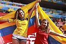Colombia and Ivory Coast match at the FIFA World Cup 2014-06-19 (37).jpg