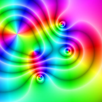 Complex number - Image: Color complex plot