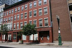 Colton's Block - Image: Colton's Block Worcester MA