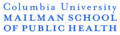 Columbia University Mailman School of Public Health wordmark.png
