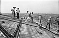 Concrete Roofing In Progress - Science City Site Office - Dhapa - Calcutta 1993-October 699.JPG