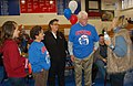 Congressman George Miller visits Clayton Valley Charter High School to celebrate the historic approval of the Clayton Valley Charter conversion. (6872962631).jpg
