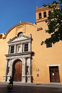 Convento de Santo Domingo, Cartagena