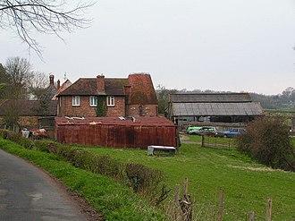 Salehurst - Image: Converted Oast House geograph.org.uk 153004