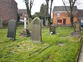 Coppull Parish Church, Graveyard - geograph.org.uk - 1103340.jpg