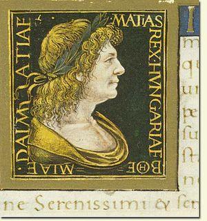 Bibliotheca Corviniana - Matthias Corvinus, King of Hungary