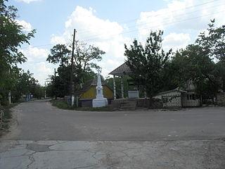 Cosăuți Commune in Moldova