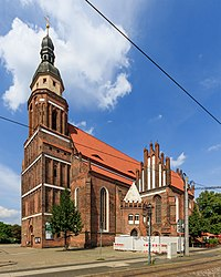 Oberkirche, Ansicht