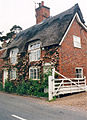 Country Cottage, Sibton, Nr. Yoxford, Suffolk - geograph.org.uk - 43167.jpg