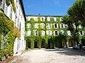 Cour intérieure couvent des Minimes -- Grenoble.JPG
