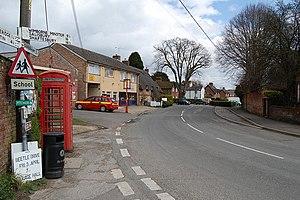 Cranborne - Image: Cranborne, Dorset geograph.org.uk 1279458
