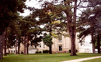 Crawford County, Wisconsin - Image: Crawford County Wisconsin Court House