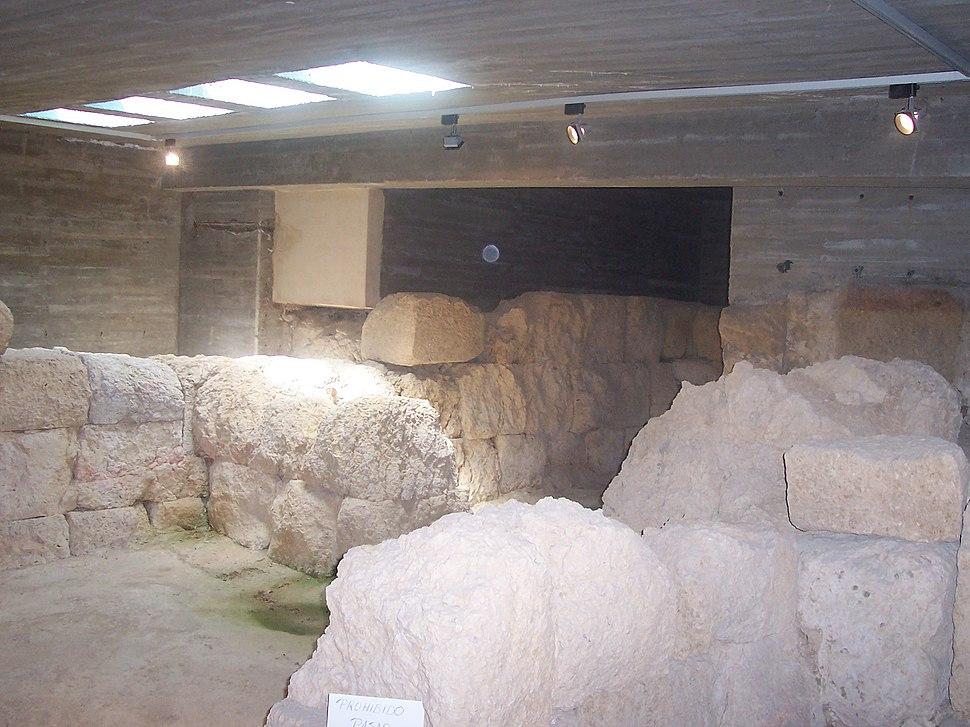 Cripta Puerta Obispo León