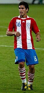 Cristian Riveros Paraguayan footballer
