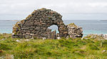 Cross Priory in front of Inishglora 2013 09 09.jpg