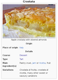 Crostata infobox.png