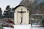 Crucifix, cemetery St. Leonhard in Weißenstein.jpg