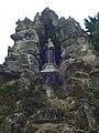 Crupet grotte Saint Antoine detail sculpture 14.JPG
