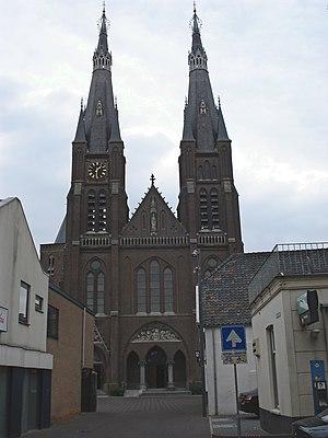 Cuijk - Image: Cuijk, l'église St.Martin