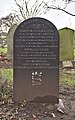 Curley CWGC gravestone, Holy Trinity, Wavertree.jpg