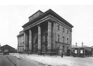 Philip Hardwick - Curzon Street Station, c.1913.