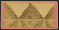 Cut in Echo Canyon, by Jackson, William Henry, 1843-1942.png