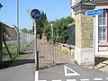 Cycleway to Fareham at Spring Garden Lane - geograph.org.uk - 1327328.jpg