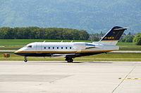 D-ABCD - CL60 - Aero-Dienst