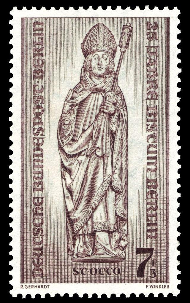 Briefmarken Jahrgang 1955 Der Deutschen Bundespost Berlin Wikiwand