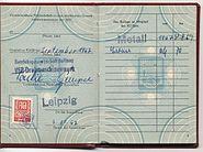 DDR FDGB Mitgliedsbuch1